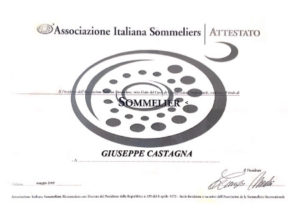 Associazione Italiana Sommeliers | Castagna Formaggi